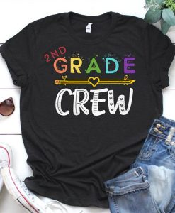 2nd Grade Crew t-shirt FD2D