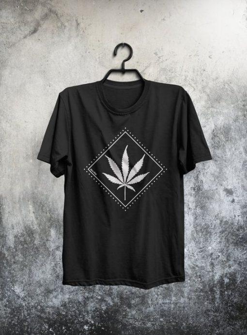 420 Cannabis tshirt FD18d