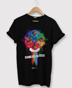 A Head Full Of Dreams Tshirt EL3D