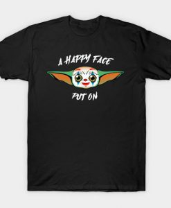 A happy face T-Shirt RS27D