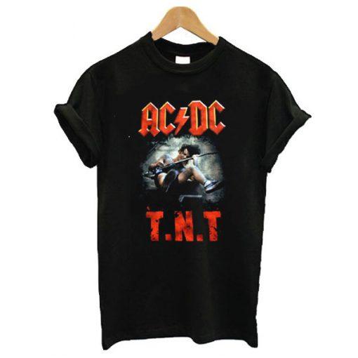 AC DC TNT t-shirt FD2D