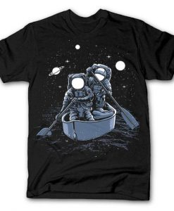 Across The Galaxy T shirt FD5D