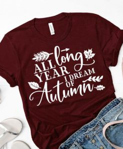 All year long Tshirt AY21D