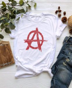 Anarchy t-shirt FD2D
