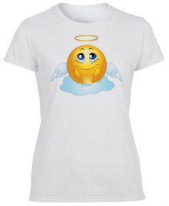 Angel Emoji Tshirt FD2D