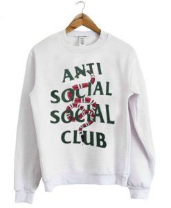 Anti Social Club Sweatshirt SR4D