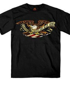 Armed Eagle T-Shirt FD5D