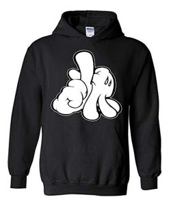 Artix Cartoon Hands Hoodie Fd2d