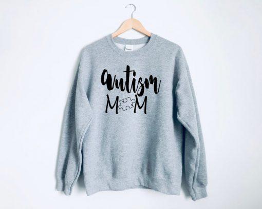 Autism mom sweatshirt FD2D