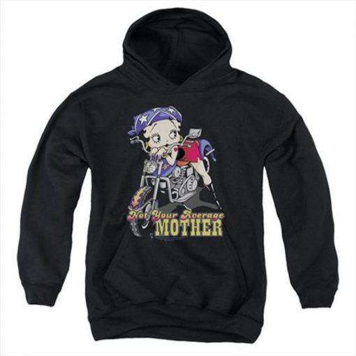 Average Mother Hoodie SR7D