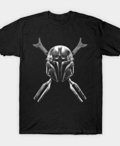 BOUNTY SKULL X Tshirt FD24D