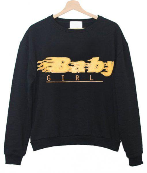 Baby Girl Sweatshirt FD18D