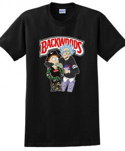 Backwoods Schwifty T-Shirt FD2D