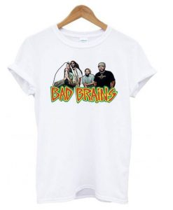 Bad Brains Cool T Shirt SR4D