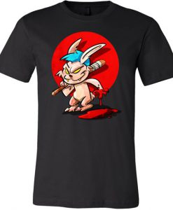 Bad Bunny Novelty T-Shirt SR7D