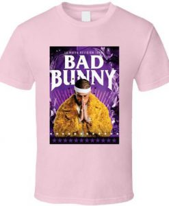 Bad Bunny Spanish T Shirt SR7D