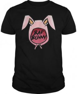 Bad bunny LGBT T Shirt SR7D