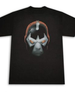 Bane Head T-Shirt FD24D