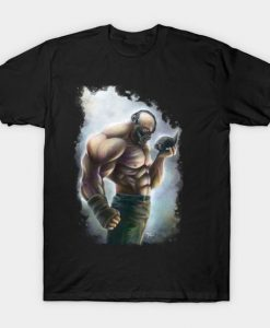 Bane of the Batman T-Shirt FD24D