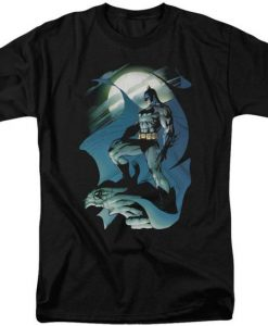 Batman Black Tshirt FD24D