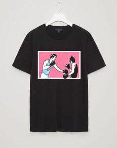 Batman Boxing Tshirt EL30D