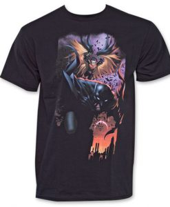 Batman and Robin Jump T-Shirt FD24D