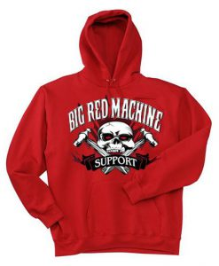 Big red machine hoodie FD18D