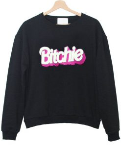 Bitchie sweatshirt FD18D