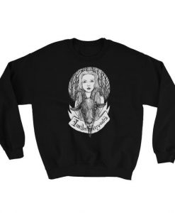 Black phillip the witch Sweatshirt FD2D