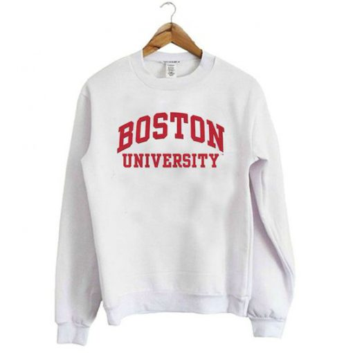 Boston University Sweatshirt SR4D