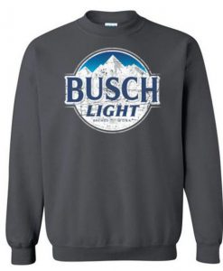 Busch Light Sweatshirt EL3D