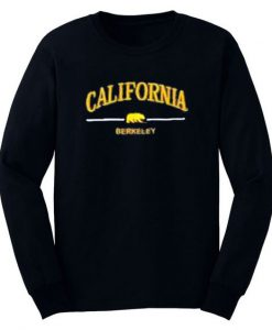California Berkeley Sweatshirt SR4D