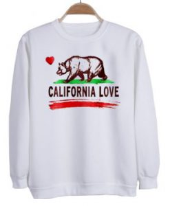 California Love Sweatshirt FD2D