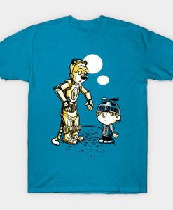 Calvin and Hobbes T-shirt FD24D