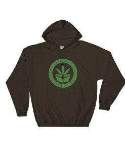 Cannabis University Hoodie FD18D