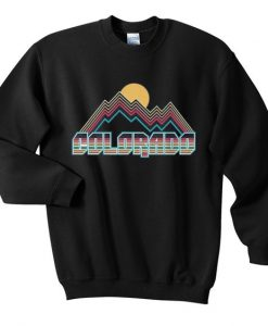 Colorado sweatshirt SR4D