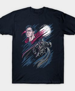 Confrontation Batman Tshirt FD24D