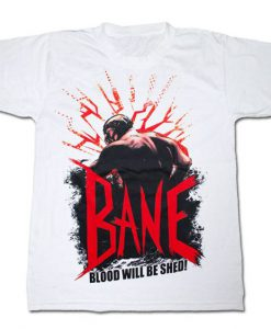 Dark Knight Rises Bane T-Shirt FD24D