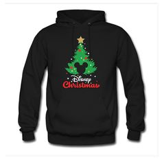 Disney Happy Christmas Hoodie EL6D