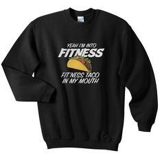 Fitness Sweatshirt EL3D