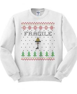 Fragile Leg Lamp Sweatshirt FD2D
