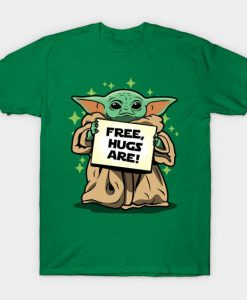 Free Hugs Are Tshirt FD24D