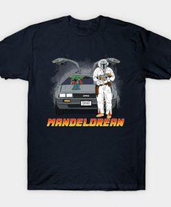 ManDELOREAN Shirt FD24D