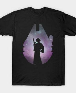 Princess Leia T-Shirt FD24D
