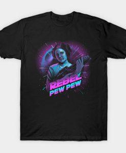 Rebel Pew Pew Tshirt FD24D