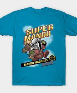 SUPER MANDO BROS tshirt FD24D