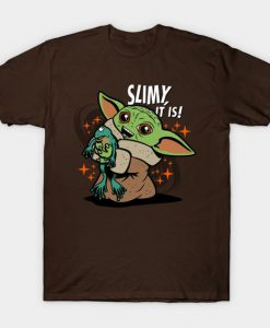 Slimy It is Tshirt FD24D