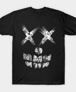 Suicide Skull Tshirt FD24D