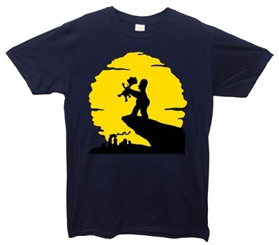The Simpsons T-Shirt FD2D