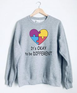autism day sweatshirt FD2D